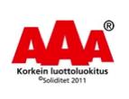 Adara Display AAA-luottoluokitus