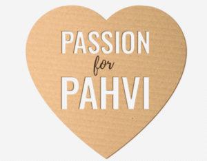 Passion for Pahvi